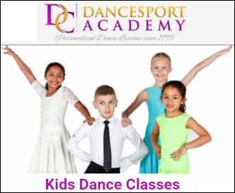 DC DanceSport Academy KIDS DANCE CLASSES