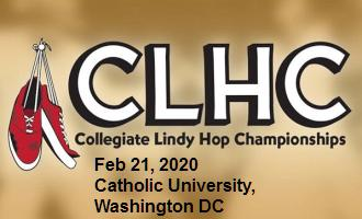 2021 CANCELLED - Collegiate Lindy Hop Championships