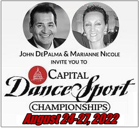 Capital Dancesport Championships