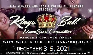 Kings Ball Dancesport Competition