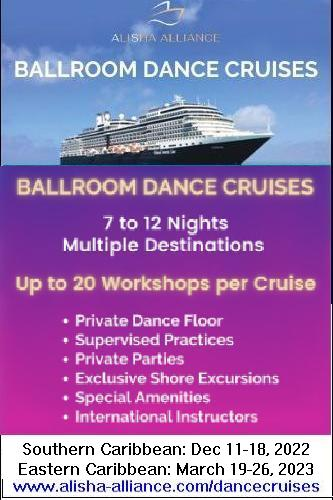 AliSha Alliance Dance Cruises