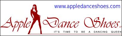 APPLE DANCE SHOES