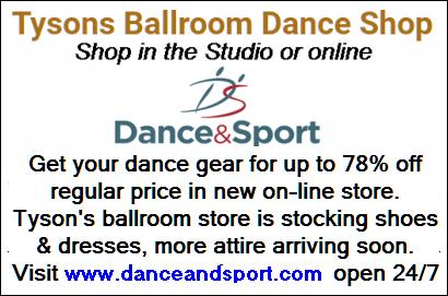 Tysons Ballroom Dance Shop