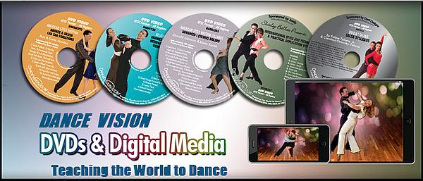 Dance Vision Teaching The World to Dance